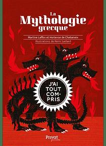 La mythologie grecque, de Martine Laffon,  Hortense de Chabaneix et Rémi Saillard