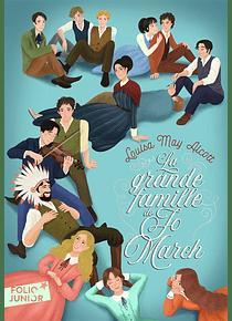 La grande famille de Jo March, de Louisa May Alcott