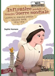 Infirmière pendant la Première Guerre mondiale, de Sophie Humann