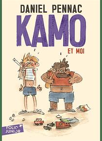 Kamo et moi, de Daniel Pennac