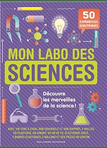 Mon labo des sciences, de Sally MacGill