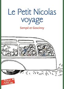 Le petit Nicolas voyage, de Sempé et Goscinny