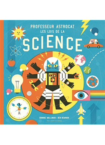 Professeur Astrocat - Les lois de la science