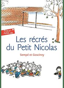 Les récrés du Petit Nicolas, de Sempé et Goscinny