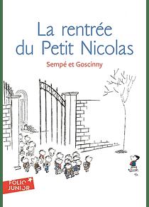 La rentrée du Petit Nicolas, de Sempé, Goscinny
