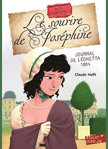 Le sourire de Joséphine - Journal de Léonetta 1804, de Claude Helft