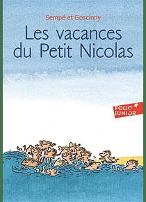 Les vacances du Petit Nicolas, de Sempé et Goscinny