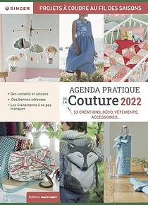 Agenda pratique de la couture 2022