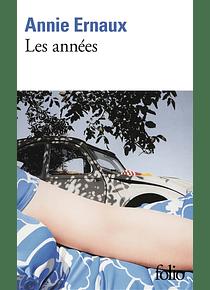 Les années, de Annie Ernaux