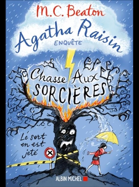 Agatha Raisin enquête - Chasse aux sorcières, de M.C. Beaton