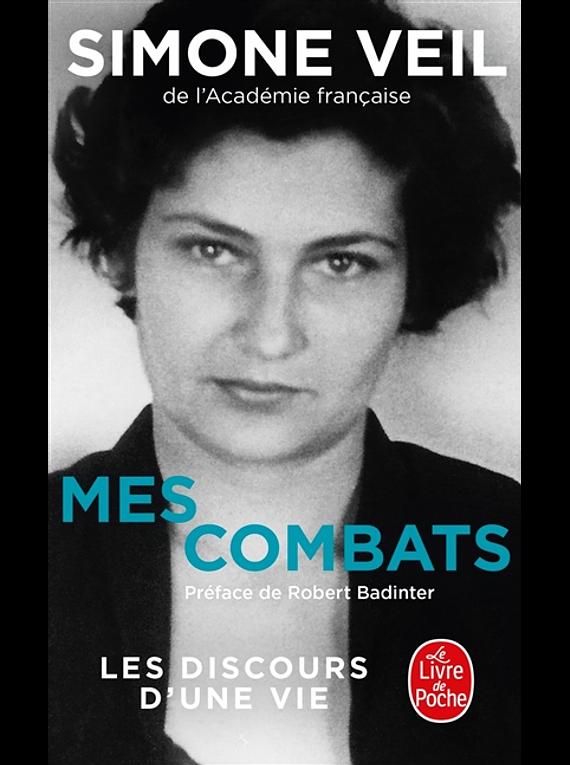 Mes combats, de Simone Veil