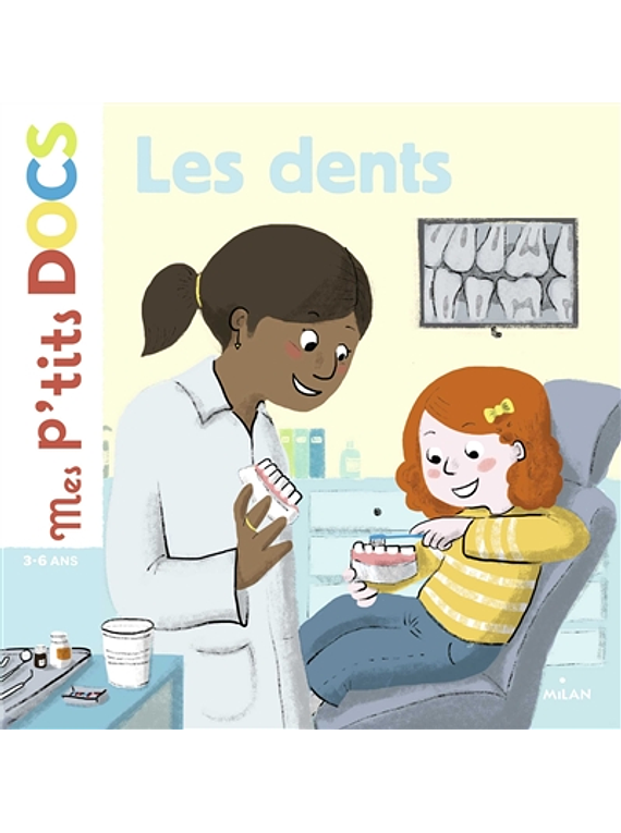 Les dents, de Stéphanie Ledu