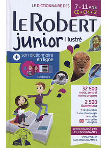 Robert Junior Illustré - Dictionnaire