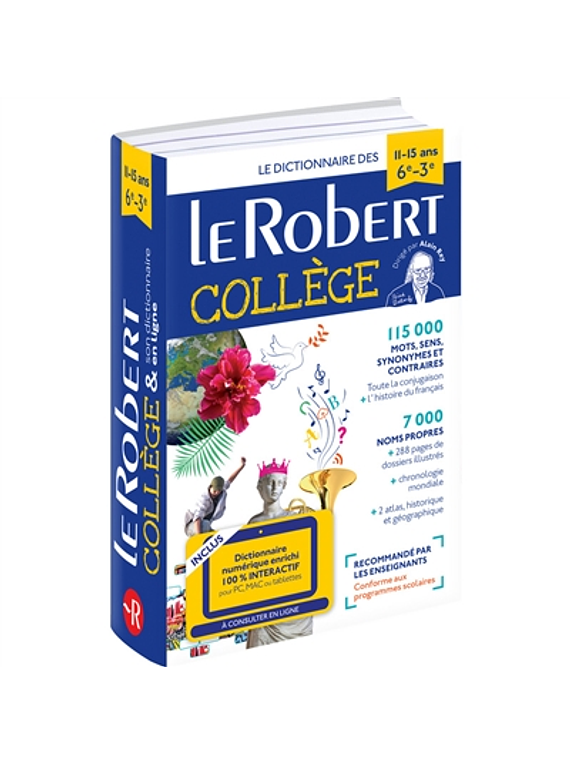 Robert Collège - Dictionnaire