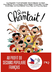 Si on chantait, de Susie Morgenstern, Timothée de Fombelle, Clémentine Beauvais et al.