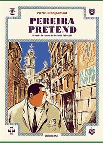 Pereira prétend, Pierre-Henry Gomont d'après le roman de Antonio Tabucchi