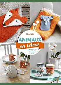 Animaux en tricot, de Fiona Goble