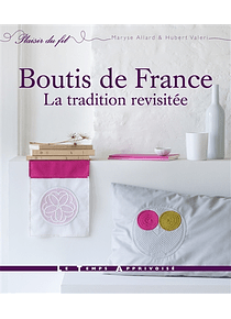 Boutis de France,  de Maryse Allard et Hubert Valeri