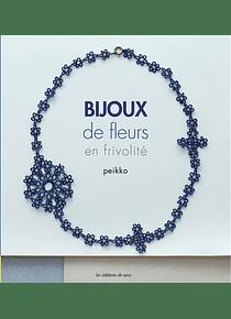 Bijoux de fleurs en frivolité, de Peikko