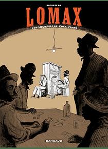 Lomax, de Frantz Duchazeau