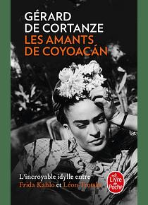 Les amants de Coyoacan, de Gérard de Cortanze