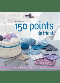 150 points de tricot, de Marie-Noëlle Bayard