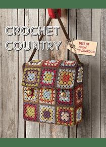 Crochet country, de Kristel Salgarollo