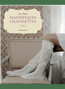 Magnifiques chaussettes au tricot, de Merja Ojanperä