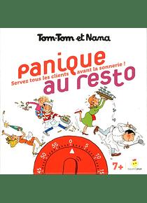 Tom-Tom et Nana : panique au resto - Coffret
