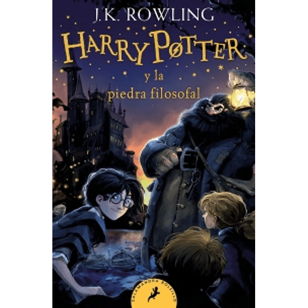 Harry Potter y La Piedra Filosofal (Harry Potter 1 - Debolsillo) - J. K. Rowling