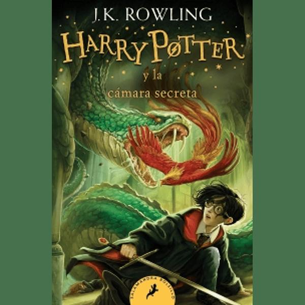 Harry Potter y la Camara Secreta (Harry Potter 2-Debolsillo)
