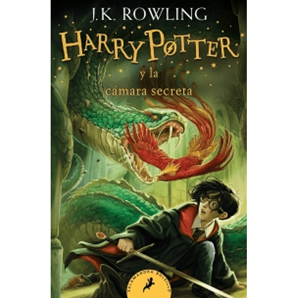 Harry Potter y la Camara Secreta (Harry Potter 2-Debolsillo) - J. K. Rowling