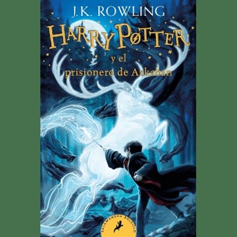 Harry Potter y el Prisionero de Azkaban (Harry Potter 3-Debolsillo)) - J. K. Rowling