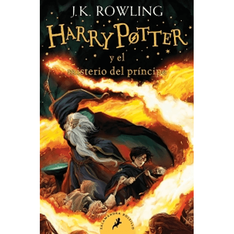 Harry Potter y el Misterio del Principe (Harry Potter 6-Debolsillo)