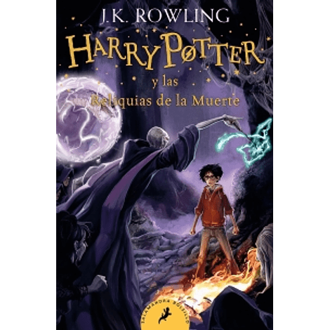 Harry Potter y las Reliquias de la Muerte (Harry Potter 7-Debolsilo)
