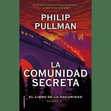 La comunidad secreta (El libro de la oscuridad 2)