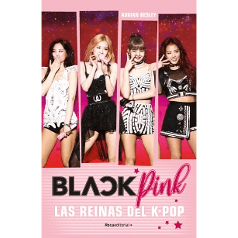 Blackpink.  Las reinas del K-Pop