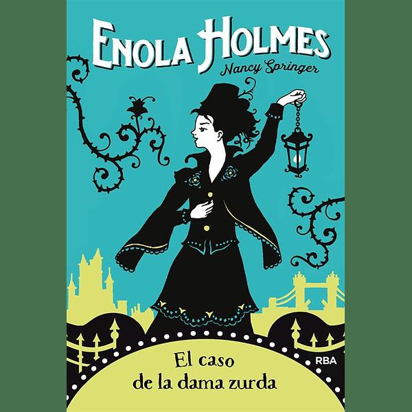 Enola Holmes 2. El caso de la dama zurda.