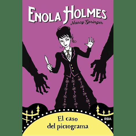 Enola Holmes 5. El caso del pictograma - Nancy Springer