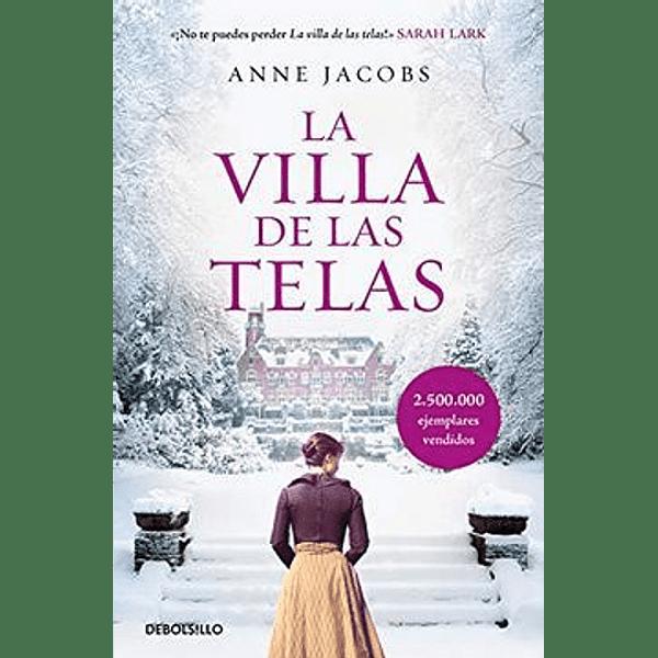 La villa de las telas (debolsillo) - Anne Jacobs