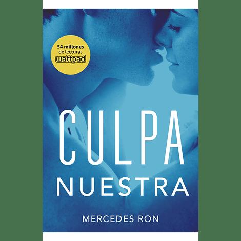 Culpa nuestra (Culpables 3) - Mercedes Ron