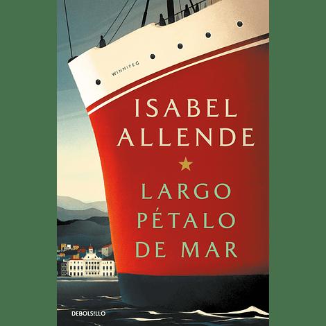 Largo pétalo de mar (Debolsillo) - )Isabel Allende