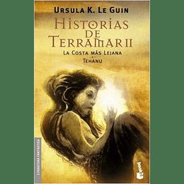 Historias De Terramar 2