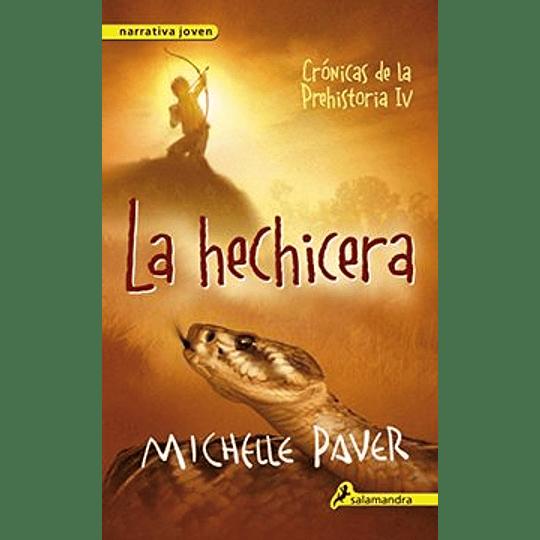 La Hechicera Cronicas De La Prehistoria Iv