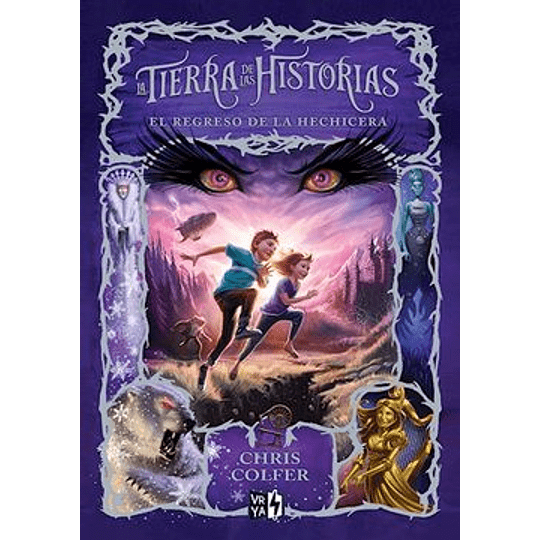 La Tierra De Las Historias 2 - El Regreso De La Hechicera