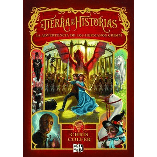 La Tierra De Las Historias 3 - La Advertencia De Los Hermanos Grimm