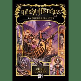La Tierra De Las Historias 5 - La Odisea Del Autor