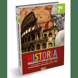 Texto 7Mo - Historia Geografia Y Ciencias Sociales