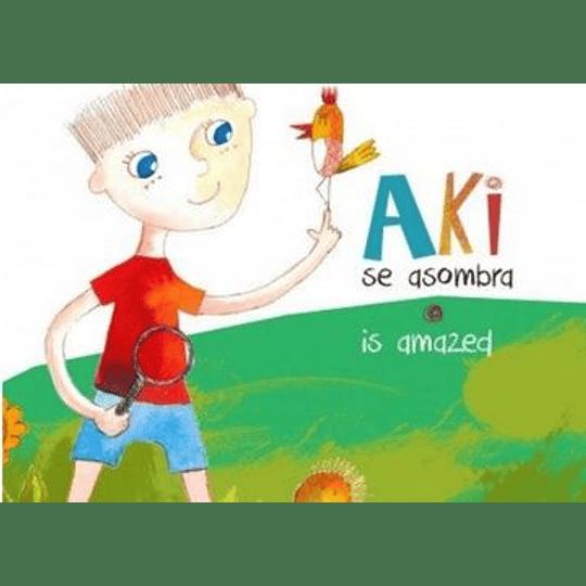 Aki Se Asombra (Is Amazed)