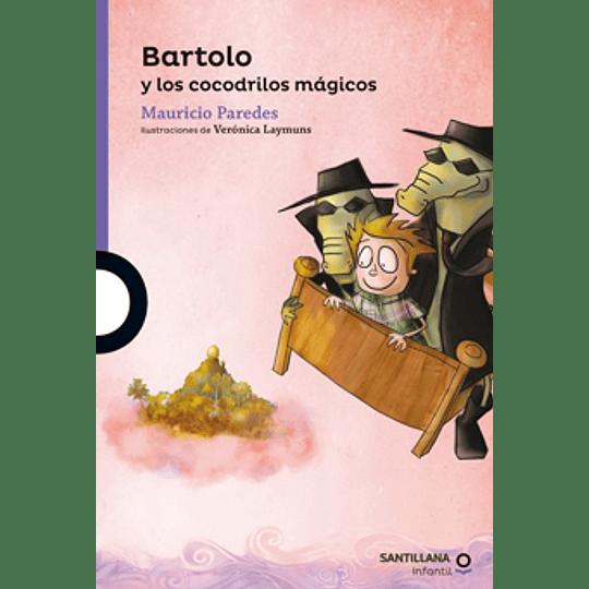 Bartolo Y Los Cocodrilos Magicos (Morado)